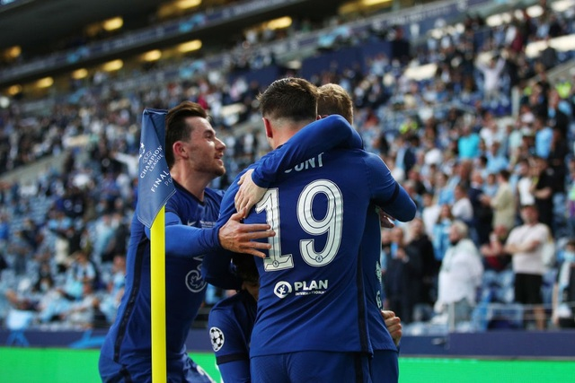 Video Highlight Man City vs Chelsea, chung kết cúp C1 2021