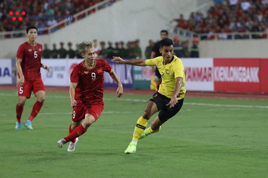 Bảng xếp hạng bảng G vòng loại World Cup 2022: Việt Nam giữ vững ngôi đầu