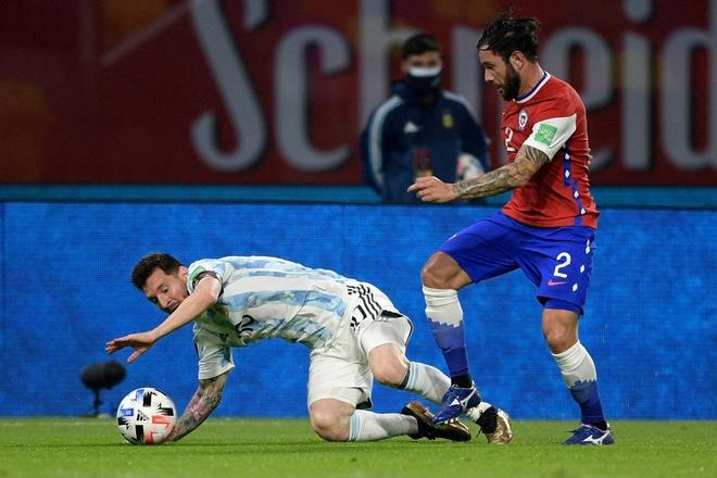 Bảng xếp hạng vòng loại World Cup 2022 khu vực Nam Mỹ mới nhất
