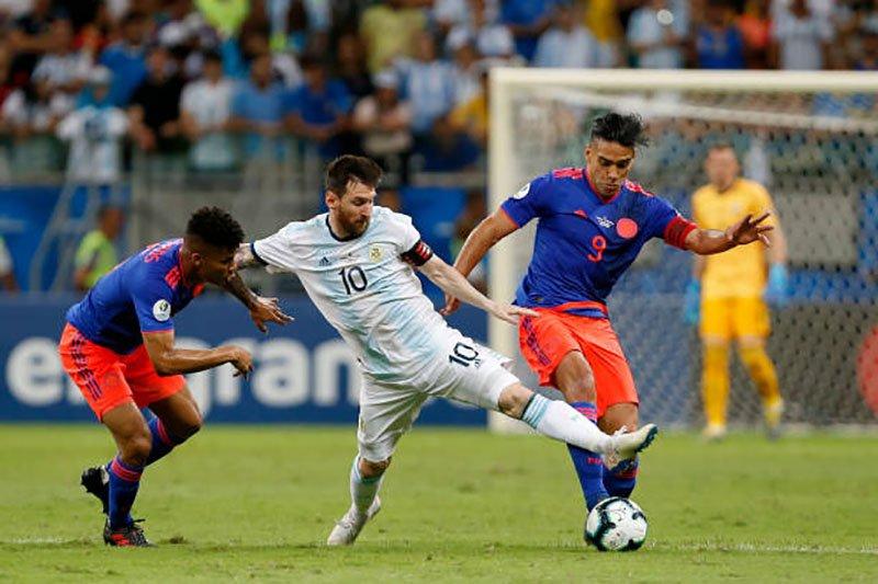 Kết quả Colombia vs Argentina, video vòng loại World Cup 2022