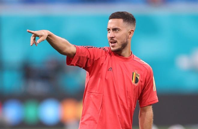 Đội hình ra sân Bỉ vs Nga: De Bruyne và Hazard dự bị