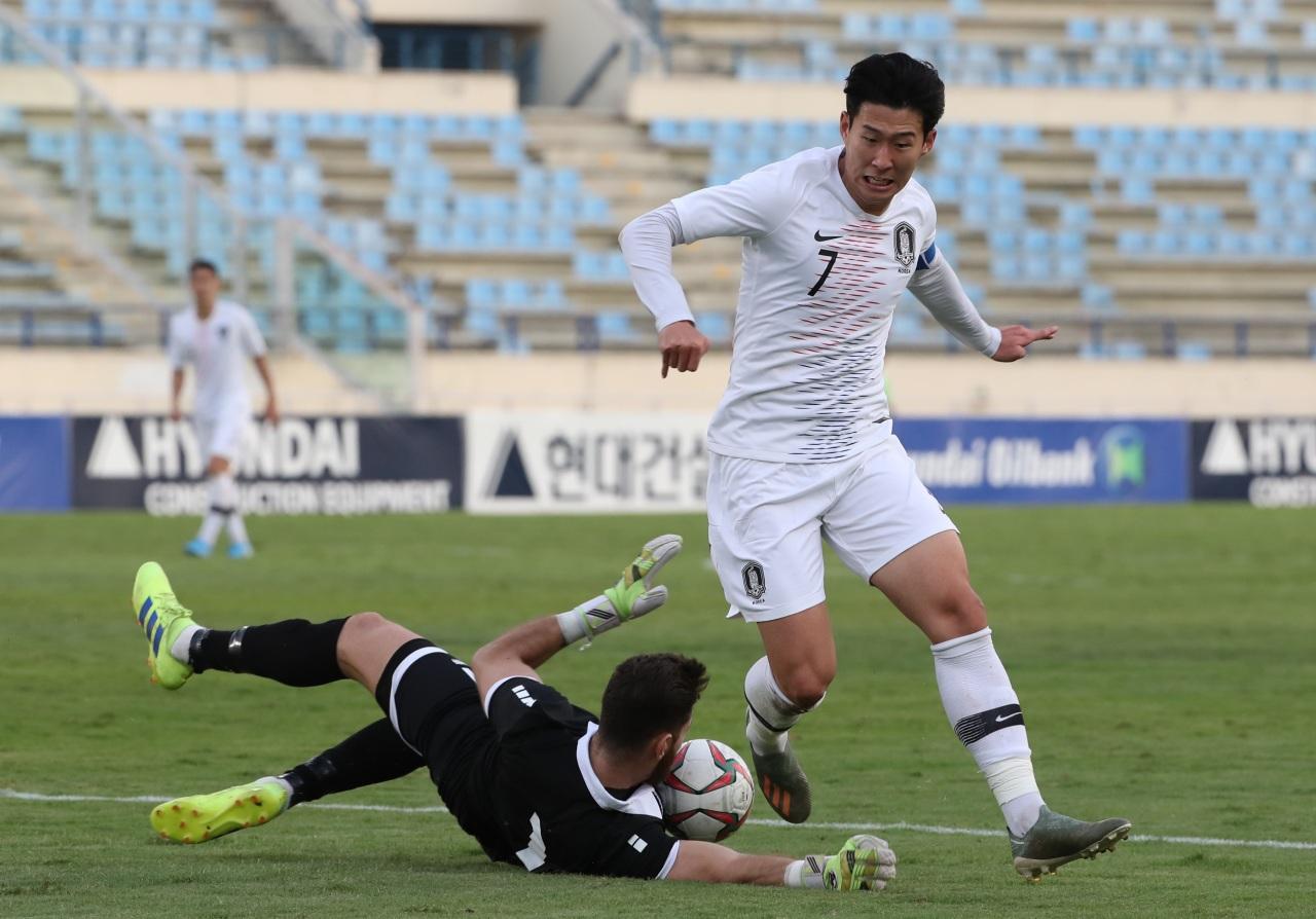 Link xem trực tiếp Hàn Quốc vs Lebanon, vòng loại World Cup 2022