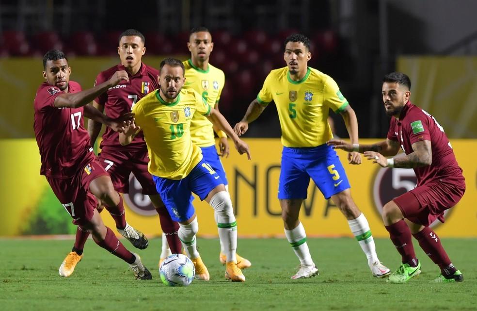 Link xem trực tiếp Brazil vs Venezuela, bảng B Copa America 2021