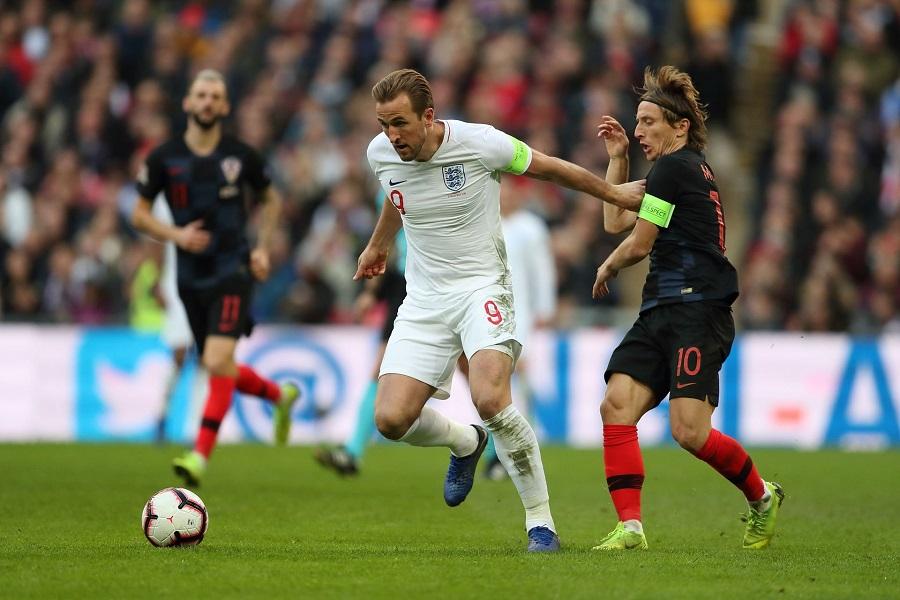 Đội hình ra sân Anh vs Croatia: Maguire vắng mặt, Kane đấu Modric