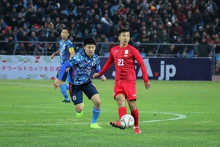 Kết quả Nhật Bản vs Kyrgyzstan, video vòng loại World Cup 2022