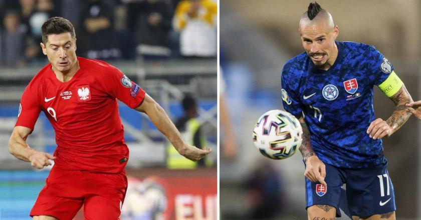Link xem trực tiếp Ba Lan vs Slovakia, bảng E EURO 2021
