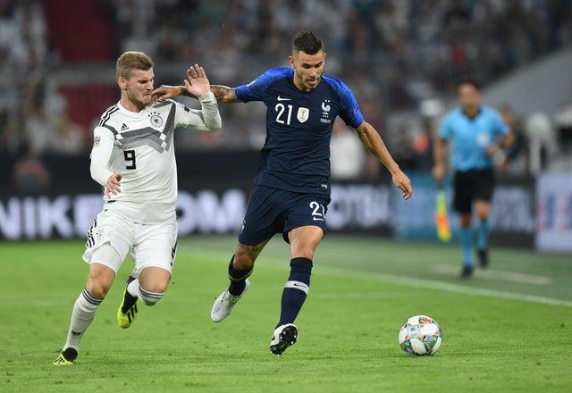 Link xem trực tiếp Pháp vs Đức, bảng F EURO 2021