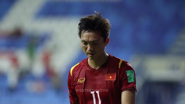 Danh sách tuyển Việt Nam đấu UAE: Tuấn Anh bị gạch tên