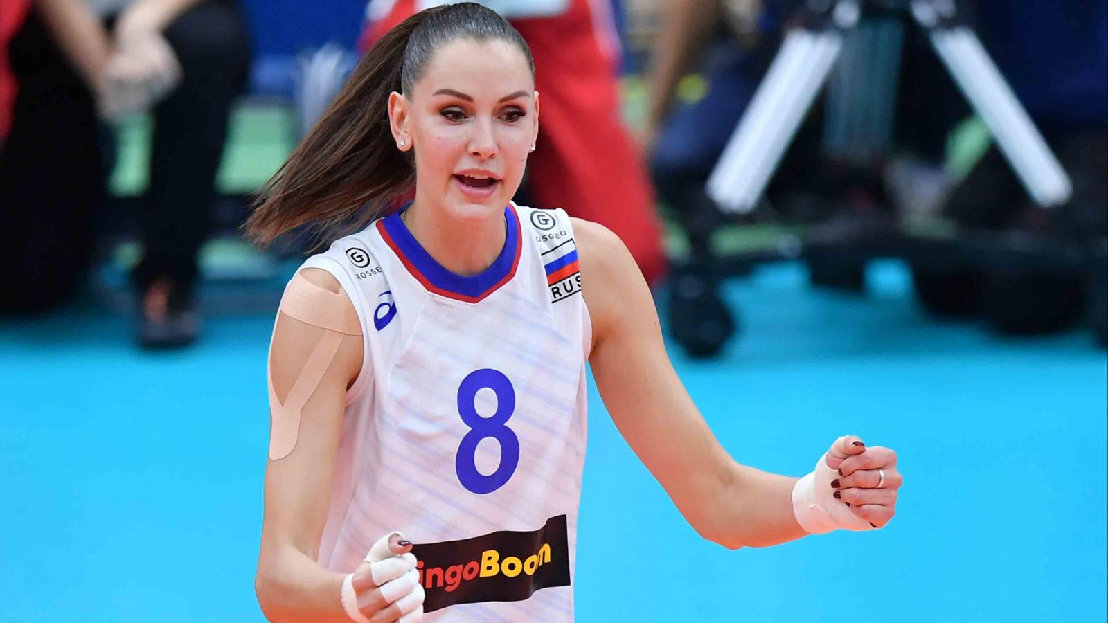 Đội bóng chuyền nữ nào nhiều mỹ nhân nhất VNL 2021?