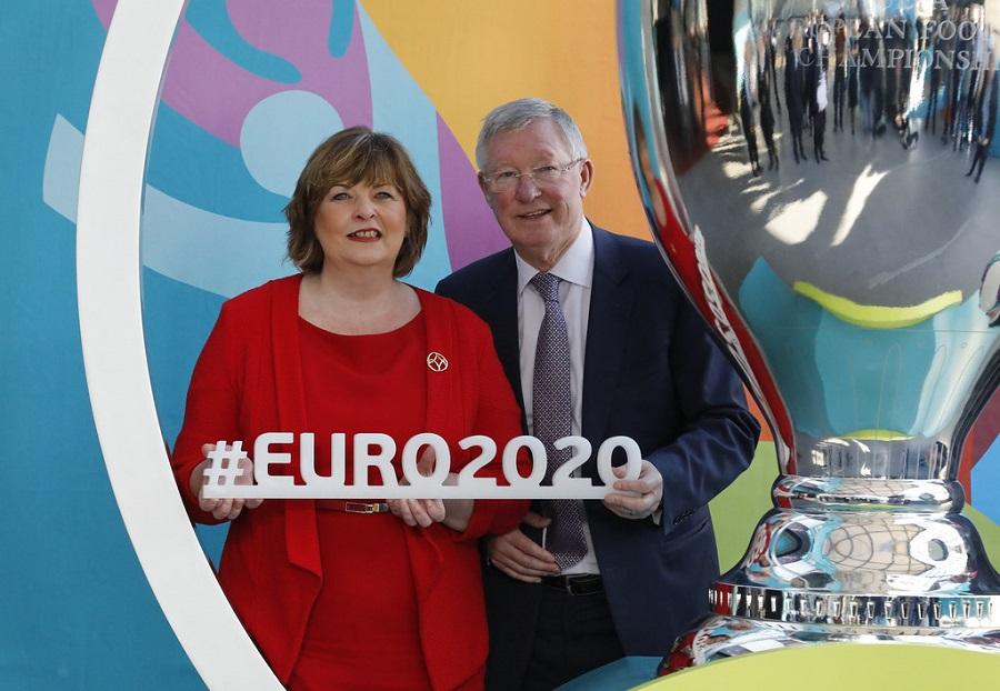 EURO 2021 chiếu trực tiếp kênh nào?