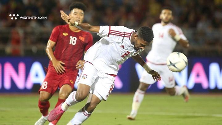 Trực tiếp bóng đá Việt Nam vs UAE hôm nay, vòng loại World Cup