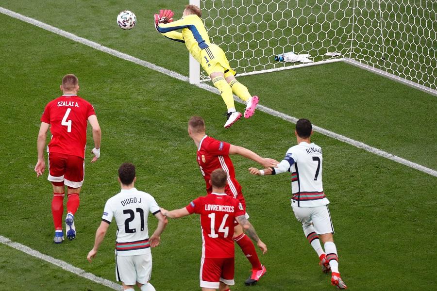 Video Highlight Hungary vs Bồ Đào Nha, bảng F EURO 2021