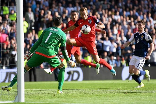 Lịch trực tiếp Bóng đá TV hôm nay 18/6: Anh vs Scotland
