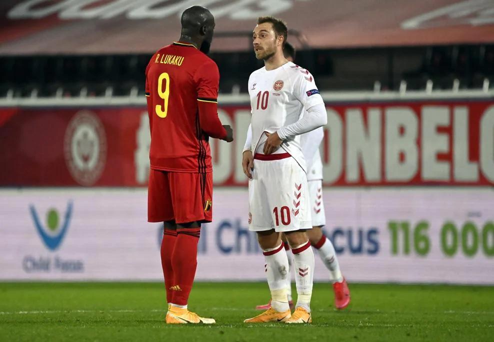 Đội hình ra sân dự kiến Đan Mạch vs Bỉ: Nhiều sao vắng mặt