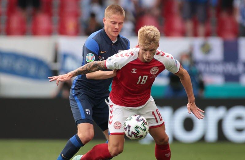 Nhận định kèo Đan Mạch vs Bỉ, bóng đá EURO 2021
