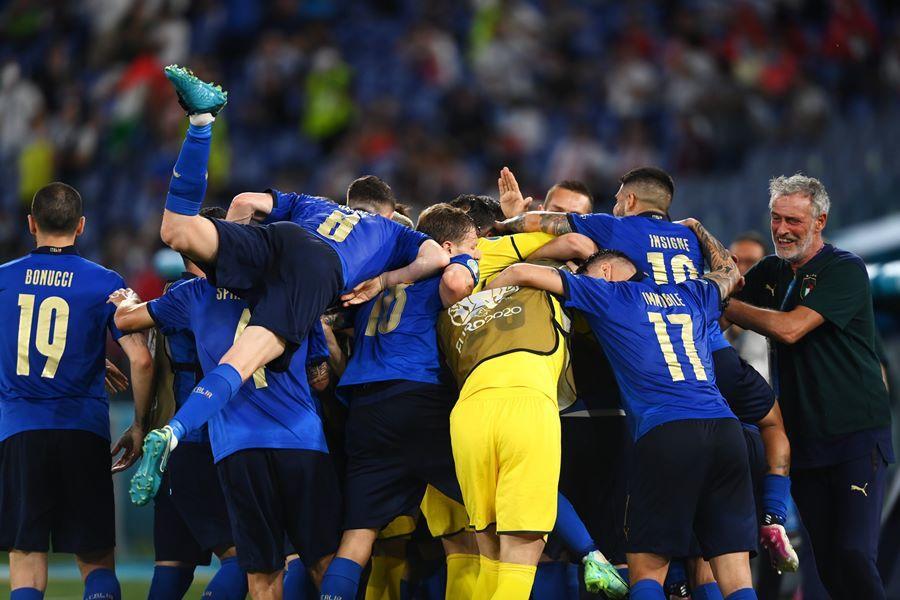 Video Highlight Italia vs Thụy Sỹ, bảng A EURO 2021