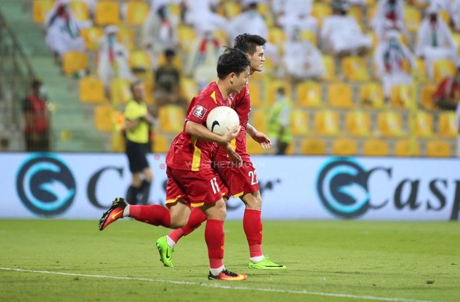 Lịch thi đấu vòng loại thứ 3 World Cup 2022 khu vực châu Á của ĐT Việt Nam
