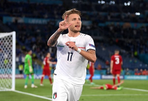 Nhận định kèo Italia vs Thụy Sỹ, bóng đá EURO 2021