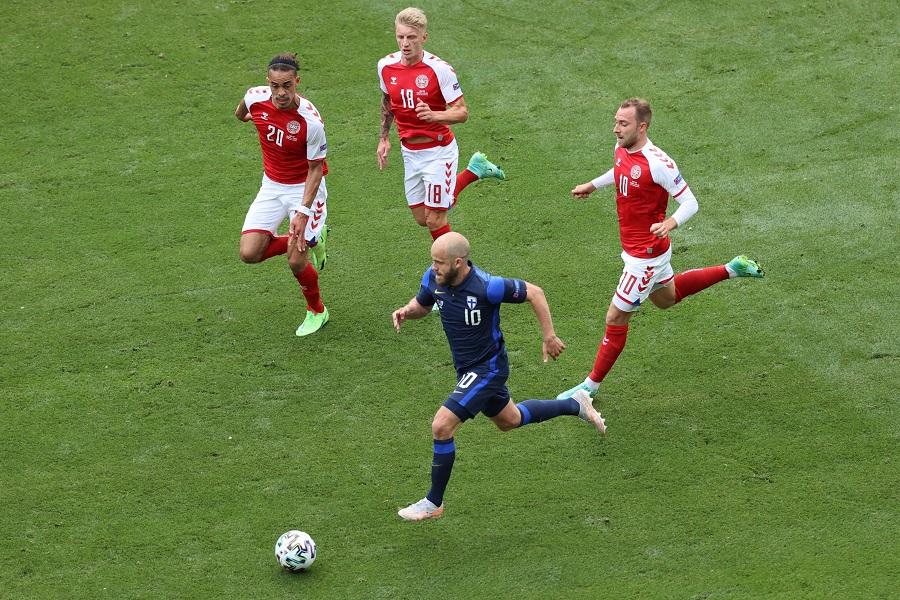 Link xem trực tiếp Phần Lan vs Nga, bóng đá EURO 2021