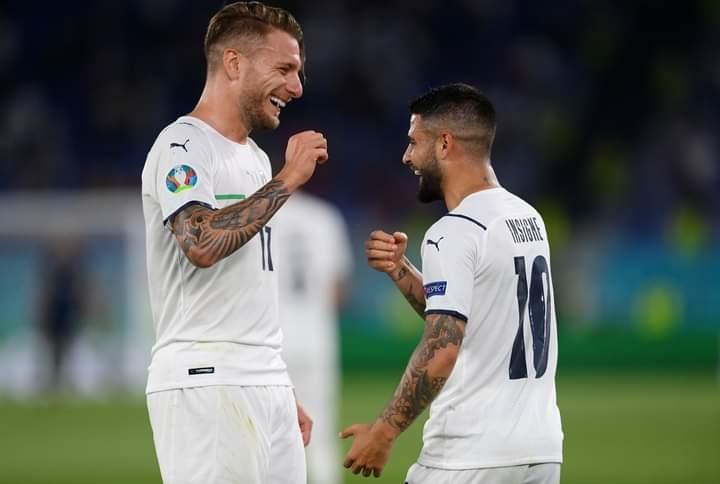 Trực tiếp bóng đá Italia vs Thụy Sỹ, EURO 2021