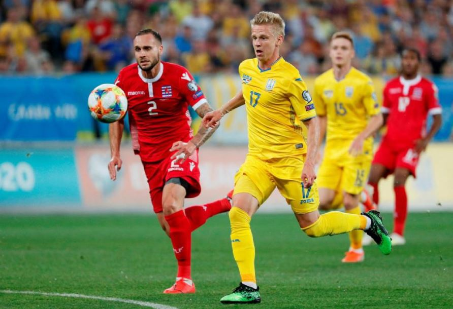 Kết quả tỷ số Ukraine vs Bắc Macedonia hôm nay, bóng đá EURO 2021