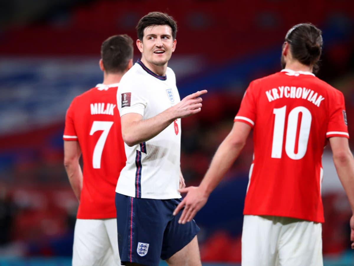 Đội hình ra sân Anh vs Scotland: Maguire dự bị, James thay Trippier