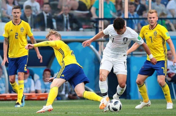 Kết quả tỷ số Thụy Điển vs Slovakia hôm nay, bóng đá EURO 2021