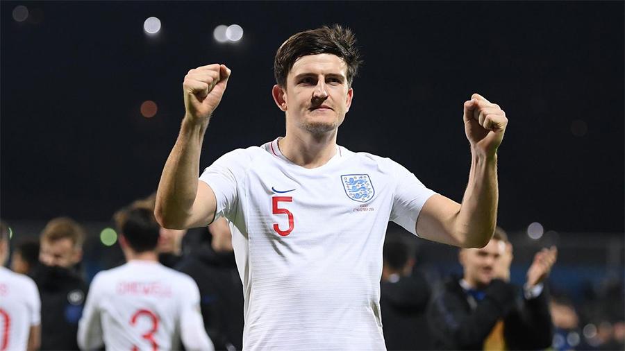Đội trưởng MU Harry Maguire sẵn sàng đá trận đầu tiên ở EURO