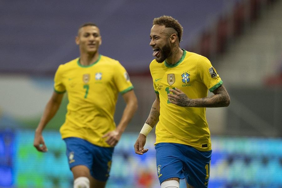 Link xem trực tiếp Brazil vs Peru, bóng đá Copa America 2021