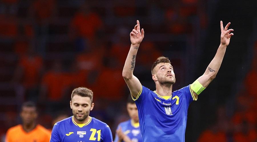 Link xem trực tiếp Ukraine vs Bắc Macedonia, bóng đá EURO 2021