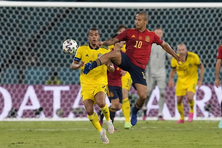 Link xem trực tiếp Tây Ban Nha vs Ba Lan, bóng đá EURO 2021