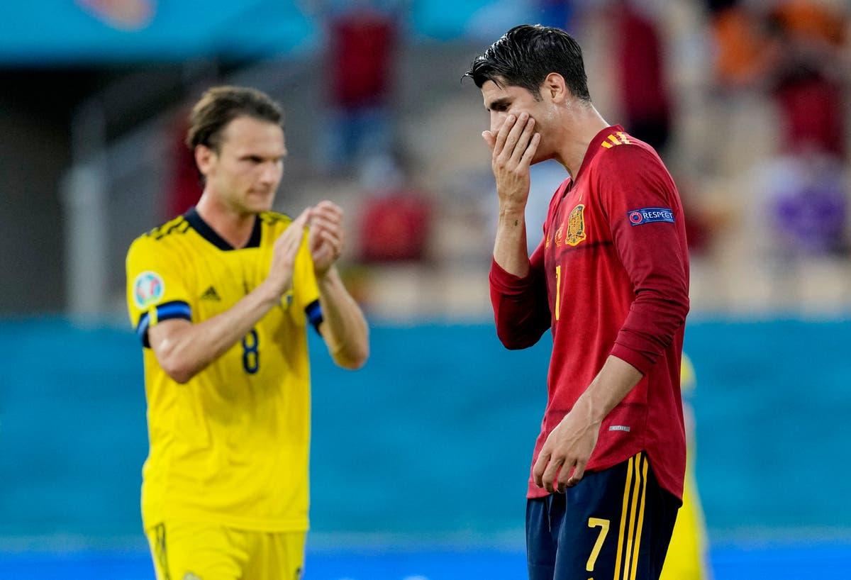 Đội hình ra sân Tây Ban Nha vs Ba Lan: Morata tiếp tục đá chính