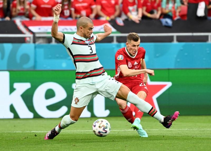 Link xem trực tiếp Bồ Đào Nha vs Đức, bóng đá EURO 2021