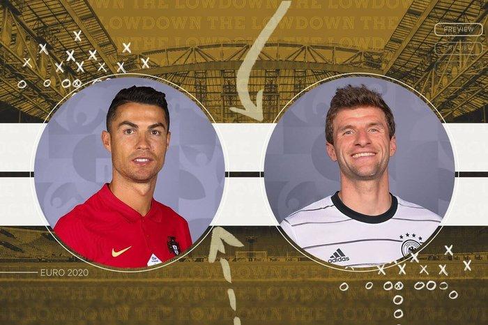5 yếu tố chỉ ra Bồ Đào Nha sẽ thất bại trước người Đức đêm nay