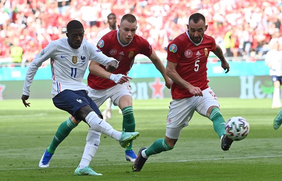 Kết quả Hungary vs Pháp: Kịch bản khó tin