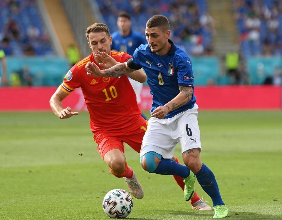 Xem lại bóng đá Italia vs Wales bảng A EURO 2021