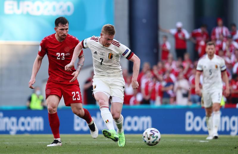 Đội hình ra sân Phần Lan vs Bỉ: Hazard, De Bruyne đá chính