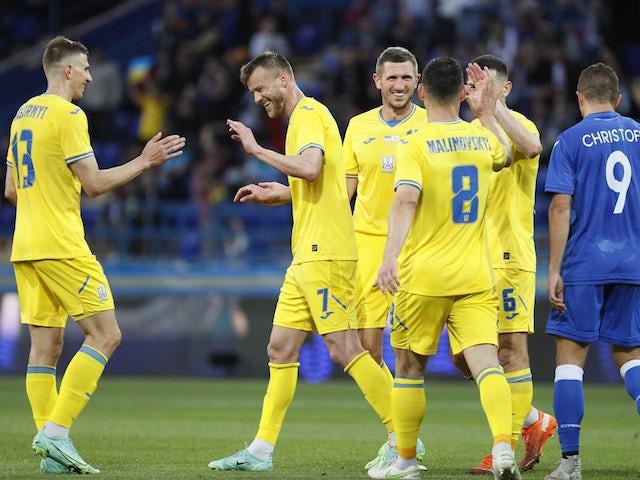 Nhận định, dự đoán bóng đá Ukraine đấu với Áo
