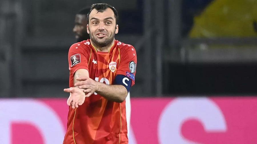 Đội hình ra sân Bắc Macedonia vs Hà Lan: Ngày chia tay Pandev