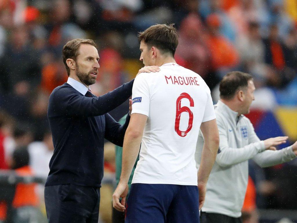 Đội hình ra sân dự kiến CH Séc vs Anh: Maguire tái xuất