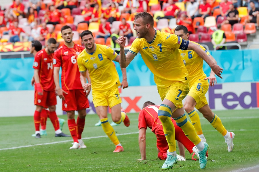 Nhận định dự đoán Ukraine vs Áo, bóng đá EURO 2021