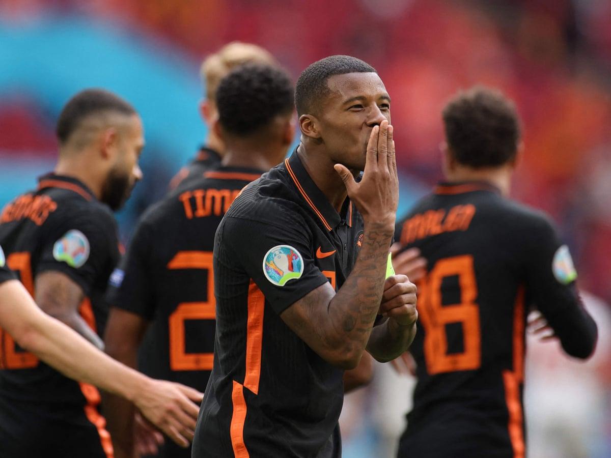 Hà Lan lập kỷ lục toàn thắng tại vòng bảng EURO