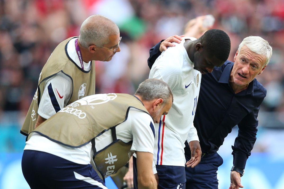Đội hình ra sân dự kiến Bồ Đào Nha vs Pháp: Les Bleus mất Dembele