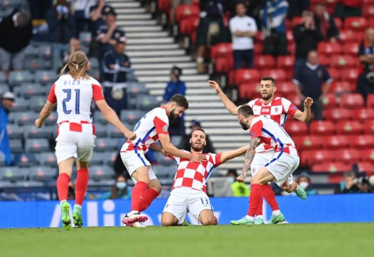 Kết quả Croatia vs Scotland: Scotland dừng cuộc chơi