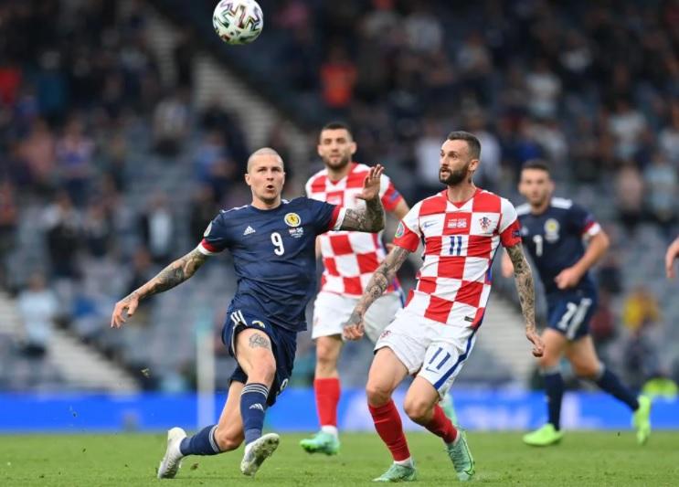 Kết quả tỷ số Croatia vs Scotland hôm nay, bóng đá EURO 2021