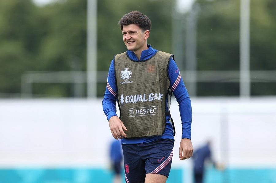 Đội hình ra sân CH Séc vs Anh: Maguire tái xuất