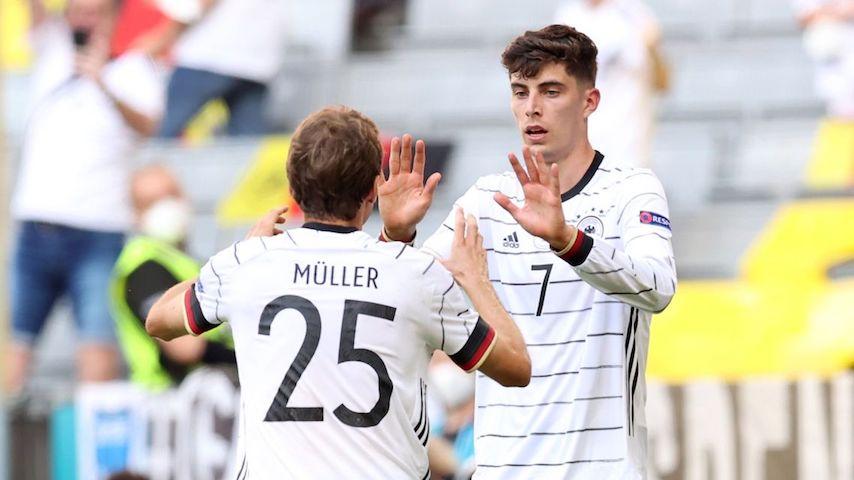 Nhận định, dự đoán bóng đá Đức đấu với Hungary