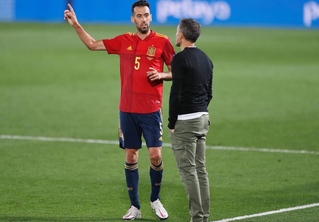 Đội hình ra sân dự kiến Slovakia vs Tây Ban Nha: Busquets thế chỗ Rodri