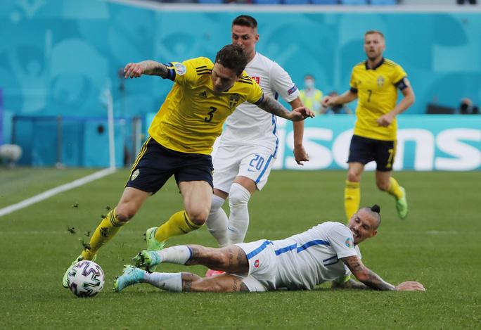 Nhận định, dự đoán bóng đá Thụy Điển đấu với Ba Lan
