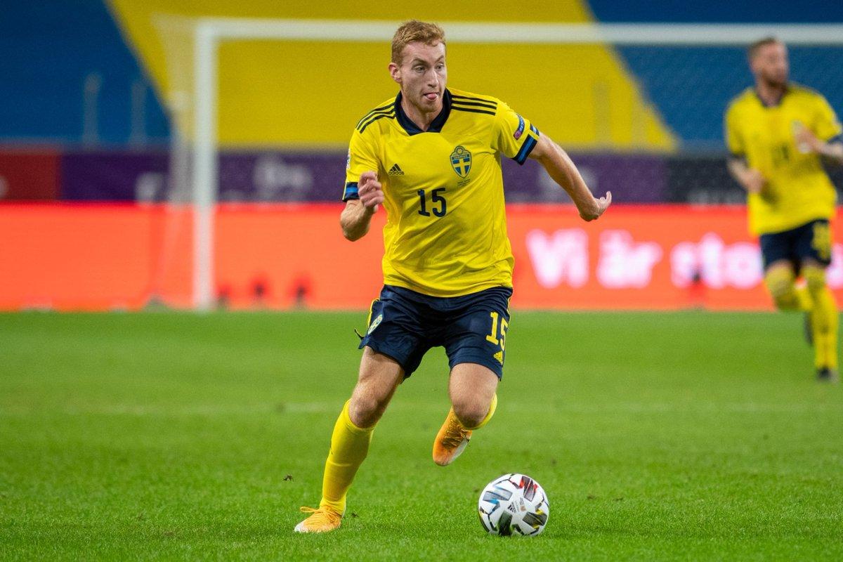 Đội hình ra sân dự kiến Thụy Điển vs Ba Lan: Kulusevski có thể tái xuất